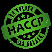 HACCP green